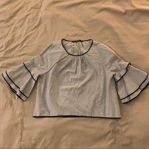 Zara top - size medium